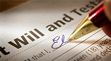 Wills, Trusts, Revocable Living Trusts