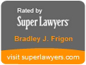 Bradley J. Frigon SuperLawyers